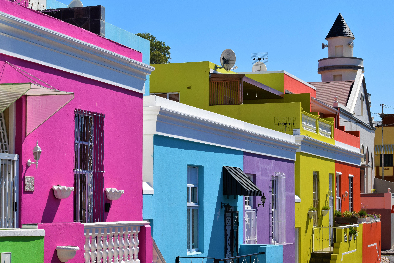 Bo-Kaap Houses